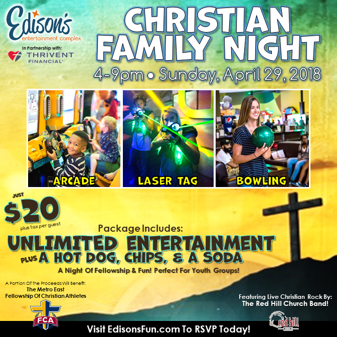 christian family night