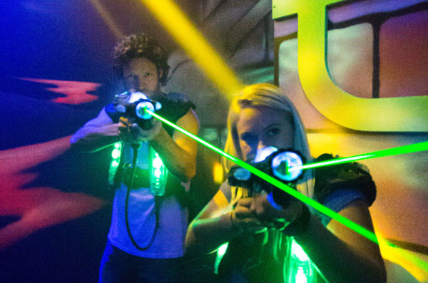 edisons entertainment laser tag